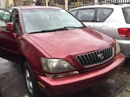 lexus rx300 in nairaland new arrivals lexus rx300 2000 super clean see pix u0026 details
