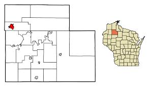 Namekagon River Map Hayward Wisconsin Wikipedia