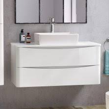 wall hung basins wall hung bathroom vanity units wall hung