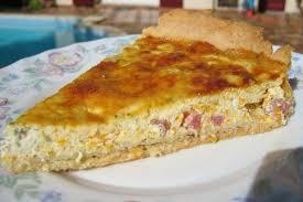 boursin cuisine recette recette de quiche boursin lardons et carottes râpées la recette