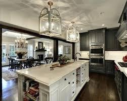 grey kitchen cabinets wood floor dark grey kitchen dark grey cabinets exle of a large classic u