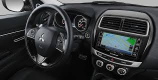mitsubishi asx 2018 interior photo 2017 mitsubishi outlander sport interior tour