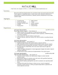 Call Center Agent Sample Resume Sample Call Center Resume Stibera Resumes