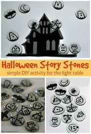 Preschool Halloween Poems 44 Best Light Table Fall Theme Images On Pinterest Light Table