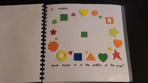 interactive alphabet book for letter