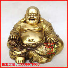 shop luck to the opening of feng shui bronze maitreya