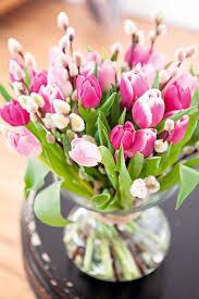 bouquet de fleurs roses blanches les 25 meilleures idées de la catégorie tulipes roses sur