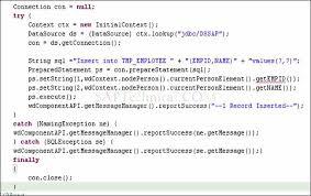 tutorial java web dynpro saptechnical com reuse java dictionary types in web dynpro