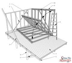 House Walls Small House Wall Frame Construction How To Frame A Wall Two By