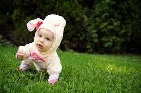Toddler Lamb Halloween Costume Easy Halloween Costumes Babies
