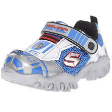 boys size 3 light up shoes skechers us size 3 shoes for boys with hook loop fasteners ebay