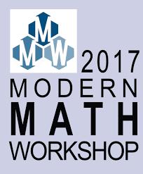 modern math workshop 2017 u2013 october 18 19 2017 u2013 samsi