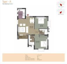 Pioneer Park Gurgaon Floor Plan Unitech Vistas Residential Apartments In Kolkata Unitech Group