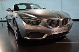 zagato cars bmw 328 hommage bmw zagato coupe and roadster photo gallery