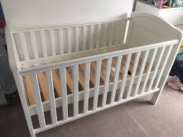 Second Hand Toddler Bed And Mattress Cot Bed Somerset Second Hand Cots And Bedding Buy And Sell In