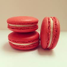 love and macarons red velvet macarons with a cream cheese filling