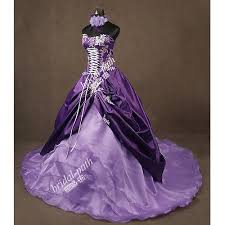 purple wedding dress best 25 purple wedding gown ideas on purple wedding