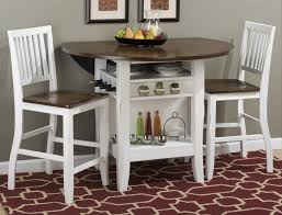 white kitchen island with drop leaf portable kitchen island with drop leaf photo 6 kitchen ideas