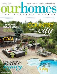 kk home decor summer 2016 print editions of our homes our homes magazine