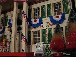 musings from kim k patriotic decor for the dollhouses