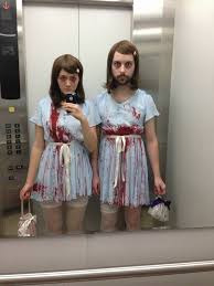 my girlfriend and i attempted our first couple u0027s costume this