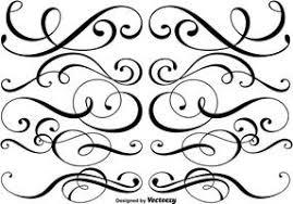 flourish free vector 13981 free downloads