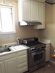 refinishing kitchen cabinets reddit my diy kitchen cabinet painting project homeimprovement
