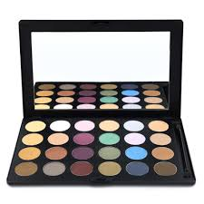 Best Halloween Makeup Kits 24 Pigmented Eye Shadow And Blusher Makeup Palette Cosmetics Eye
