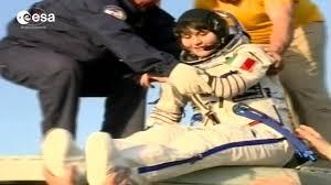 space in videos 2015 06 soyuz tma 15m landing u2013 highlights