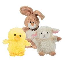 stuffed bunnies for easter easter toys novelties trading company