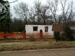 kate chopin house in natchitoches parish louisiana destroyed by