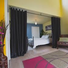 interior curtain room dividers diy curtain room divider