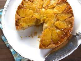 vegan pineapple upside down cake connoisseurus veg