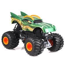 wheels monster jam trucks 24 wheels dragon truck