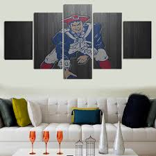 online get cheap pictures bedroom aliexpress com alibaba group green bay packers oil painting unframed famous home wall art design living room oil paintings 5pieces