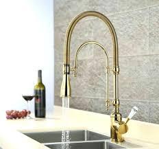 kohler faucets kitchen sink faucet kohler purist kitchen faucet gold gold faucet kitchen