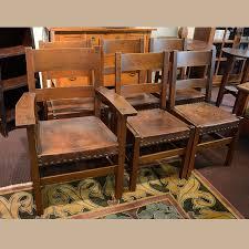 l u0026jg stickley dining chairs for sale dalton u0027s american