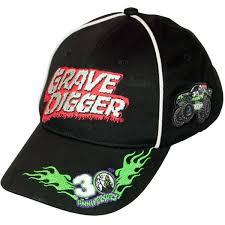 grave digger hats apparel product code 00019971 amber u0027s