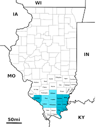 Southern Illinois Map by Champion Community Investments U2013 Turning Big Ideas Into Small