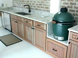 diy outdoor kitchen cabinets how to build outdoor kitchen cabinets build the frame building