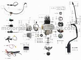 Wildfire 150 Atv Parts by Wiring Diagram For Chinese 110 Atv U2013 The Wiring Diagram