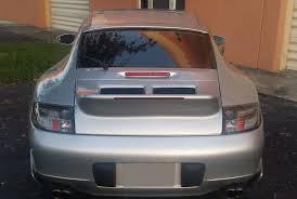 porsche 944 spoiler 1998 2004 porsche 911 996 coupe classic duck tail style rear spoiler