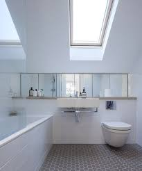 extension bathroom mirror roof extension to east london flat by poulsom middlehurst home