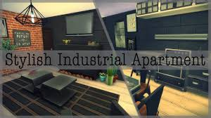 the sims 4 apartment decoration stylish industrial apartment