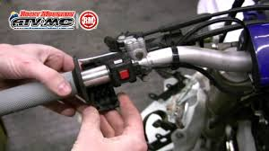 tusk compact control switch installation enduro lighting kit
