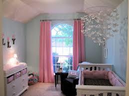 babyzimmer rosa gardinen rosa die romantischen farbnuancen schlechthin