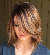 angled layered medium length haircuts 90 sensational medium length haircuts for thick hair long bangs