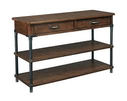 Sofa Table Oak by Saluda Sofa Table Broyhill Broyhill Furniture