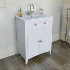 Vintage Style Vanity Table Traditional Vanity Unit With Basin Makeup Dressing Table Makeup