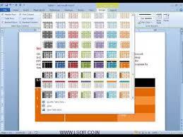 table tools design tab design tab in table tools word video tutorials in hindi www lsoit